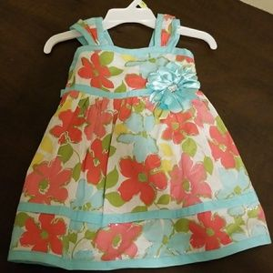 Nwot Baby girl summer dress